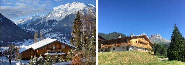 Terrasse du Mont Blanc